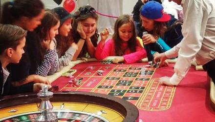 Детская Лас-Вегас party